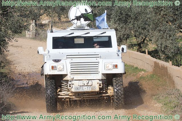 The new PVP Panhard Light Protected Vehicle is now the standard light tactical vehicle of the French Army.