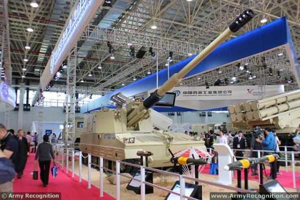 NORINCO of China presents a wide range of high-tech ...