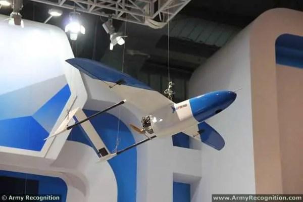 SH-3 Sky Hawk 3 UAV CPMIEC unmanned aerial vehicle ...