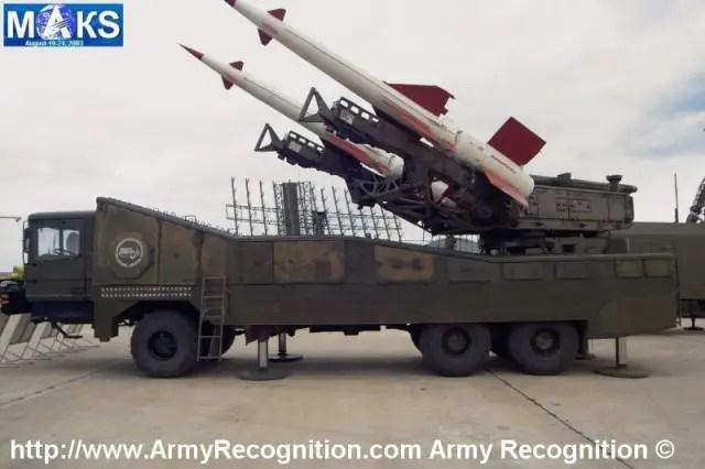 SA-3-a-aire de la superficie del sistema de defensa de misiles ficha técnica de información de descripción imágenes fotos vídeos Rusia tecnología Pechora-2M S-125 Datos técnicos de imágenes de inteligencia de identificación de inteligencia del ejército ruso de defensa industria militar