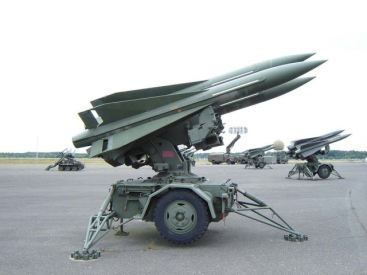 Hawk MIM-23 low medium altitude ground to air missile data ...