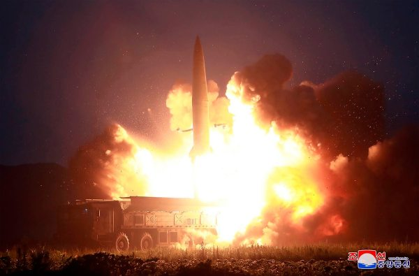 South Korea says North Korea has fired more projectiles ...