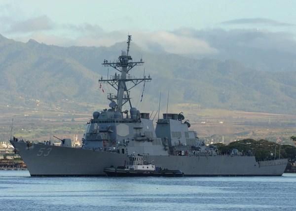 Sailor error led to failed US Navy ballistic missile ...