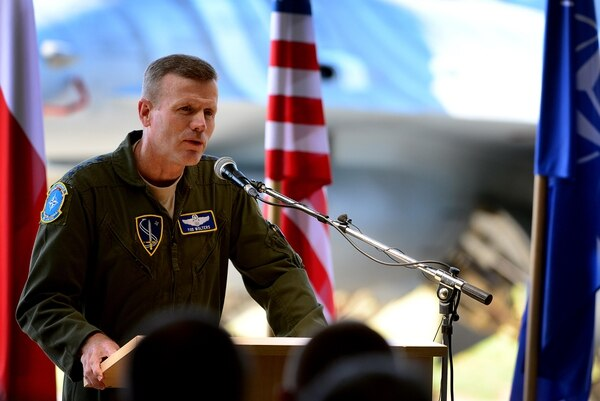 Air Force ups support for allies in Europe, keeps close ...