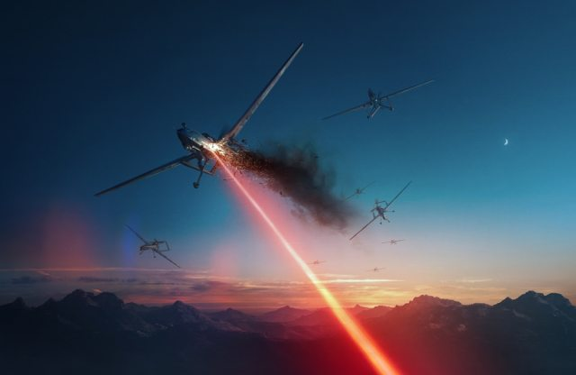 Image result for directed energy weapons