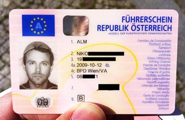 An Austrian Pastafarian was permitted to wear a food strainer in a government issued iD. The colander is the traditional headwear of followers of the Church of the Flying Spaghetti Monster. (CotFSM)