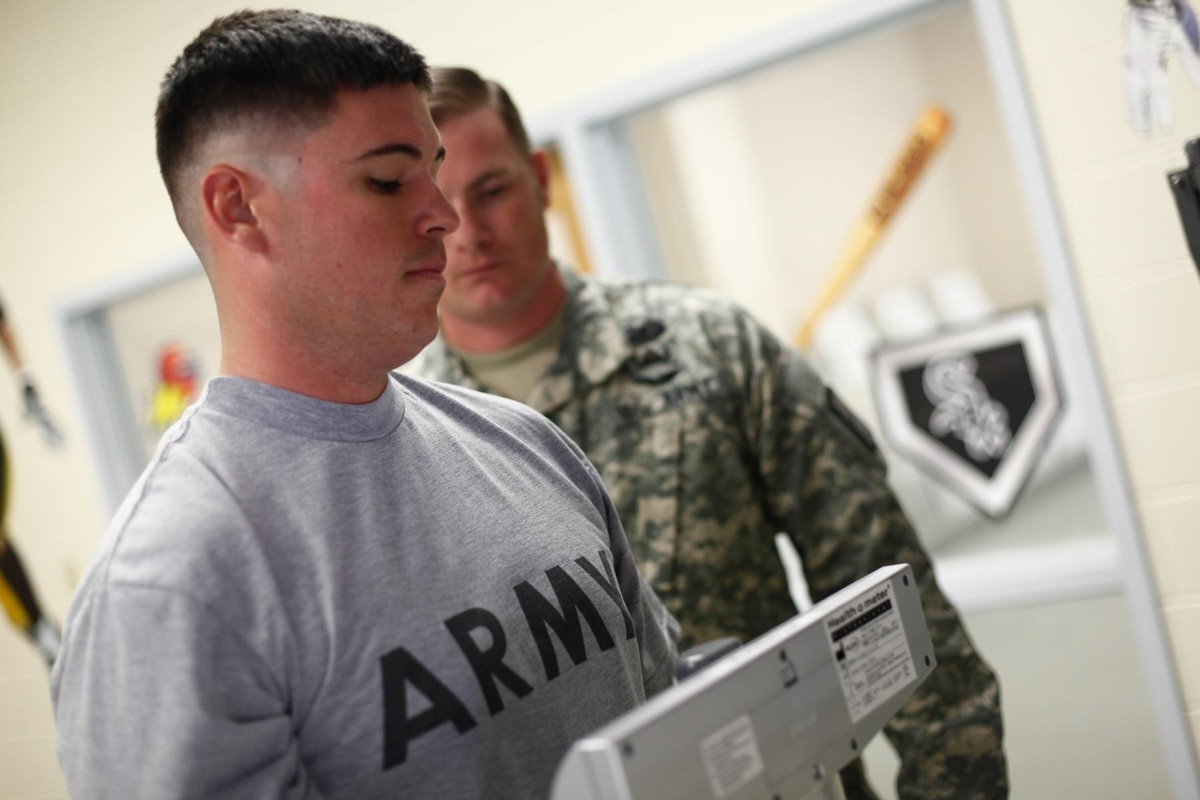 The Army May Be Blowing Up Its Entire Body Composition