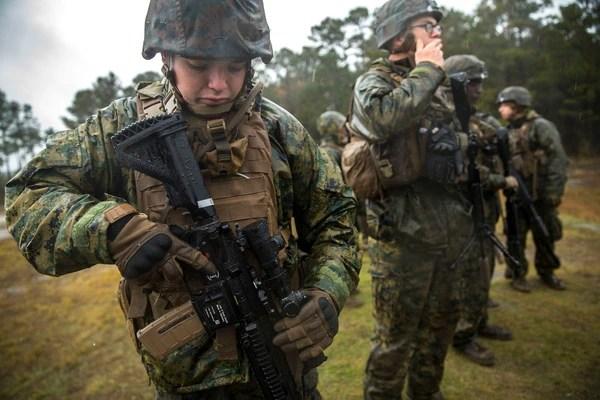 Corps Infantry Marine Size Squad