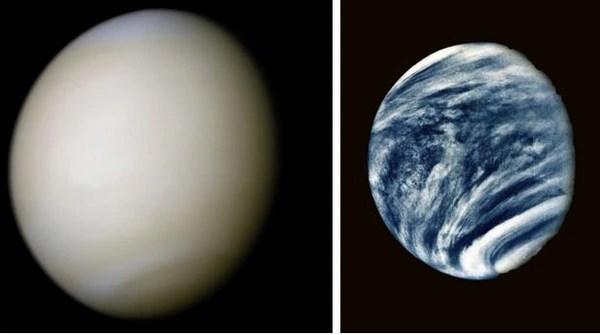 Let's get back to Venus!