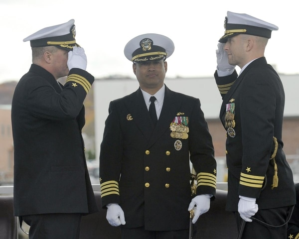 Navy fires submarine commander, cites leadership shortfalls