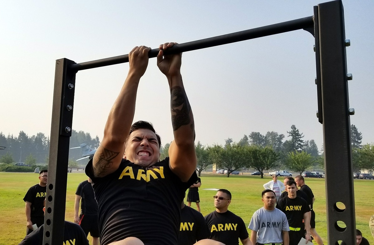 The Army S New Combat Readiness Test Is Part Of A Holistic