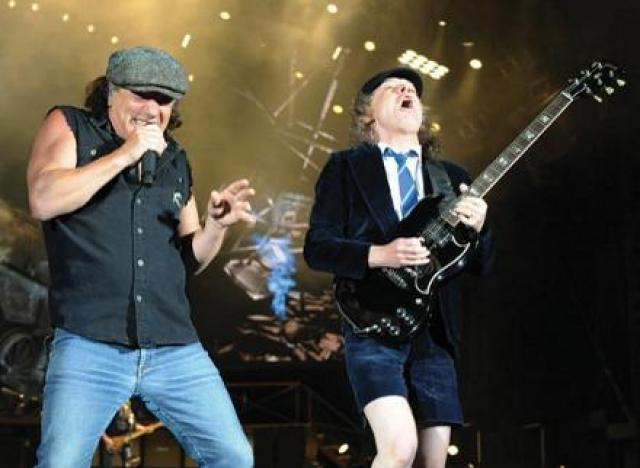AC/DC - ΟΑΚΑ, 28 Μαΐου
