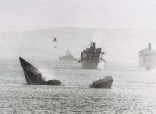 Πόλεμος Φώκλαντ, 14 Ιουνίου