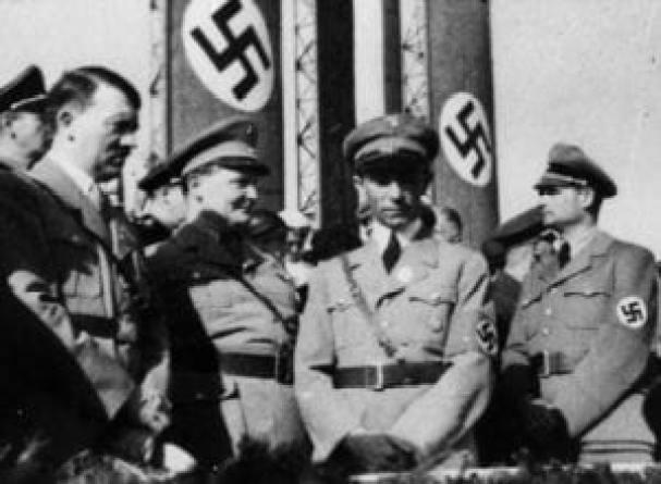 Χίτλερ - Γκέμπελς, 30 Ιουνίου