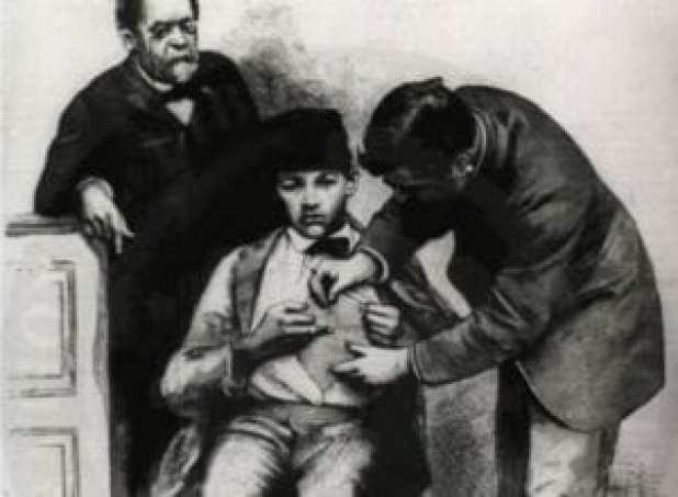Λουίς Παστέρ-Εμβόλιο, 6 Ιουλίου