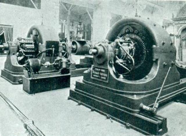 Ηλεκτρογεννήτρια Τέσλα, 13 Μαΐου