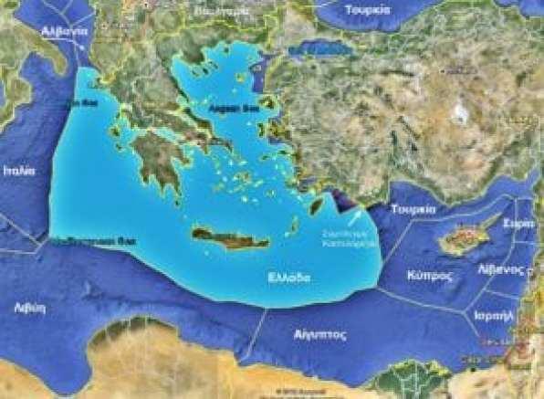 Ελληνική ΑΟΖ, 30 Ιουλίου