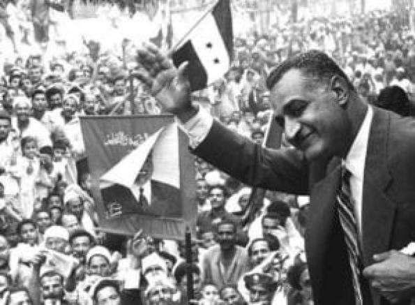 Γκαμάλ Αμπντέλ Νάσερ, 23 Ιουλίου