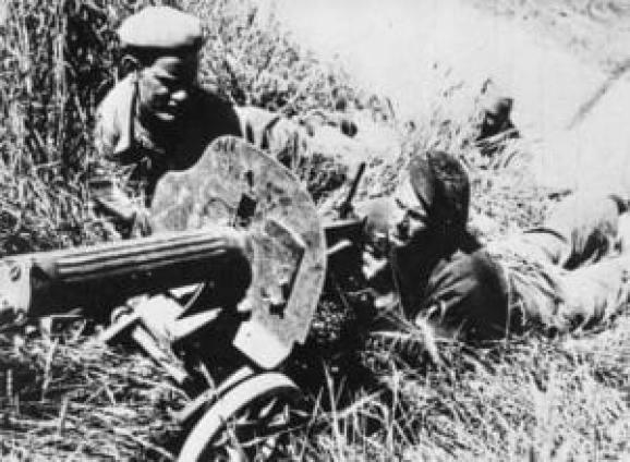 Εμφύλιος Πόλεμος - Ισπανία, 17 Ιουλίου
