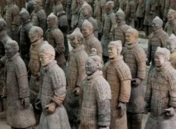 Terracotta Army, 11 Ιουλίου