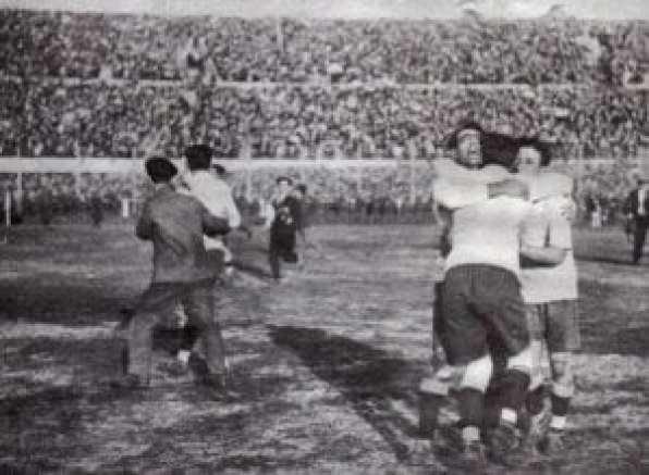 Παγκόσμιο Κύπελλο 1930, 30 Ιουλίου