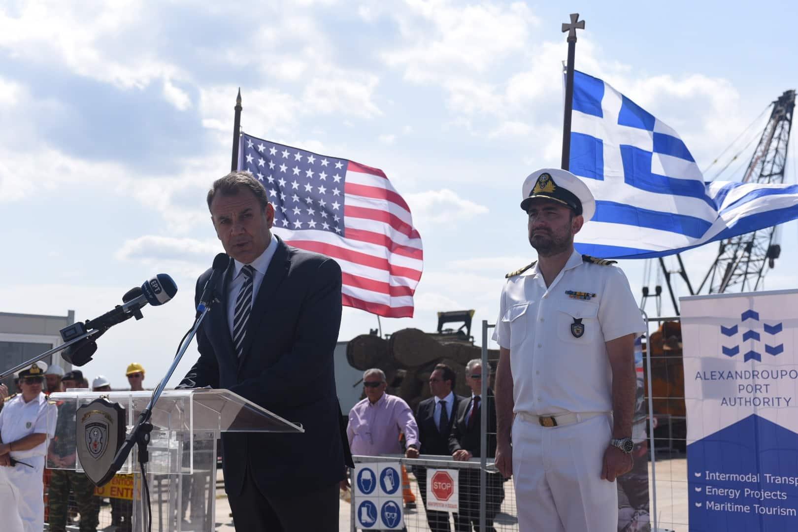 Αμυντική Συμφωνία Ελλάδας - ΗΠΑ: Υπάρχουν δεσμεύσεις εκατέρωθεν; Παναγιωτόπουλος: Η Ελλάδα θα ενδυναμώσει την σχέση με τις ΗΠΑ