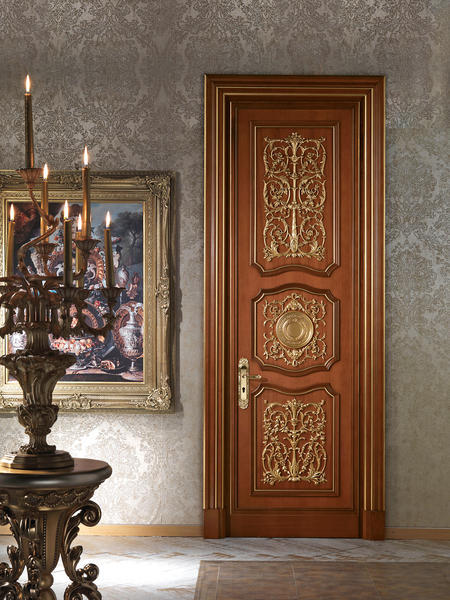 Wooden Safety Doors Custom Made Wooden Handicraft And Design Arnaboldi Interiors