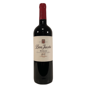 Don Jacobo Crianza 2016
