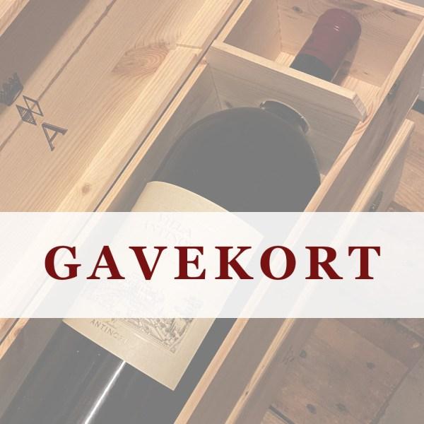 Gavekort Arnakke Vinimport