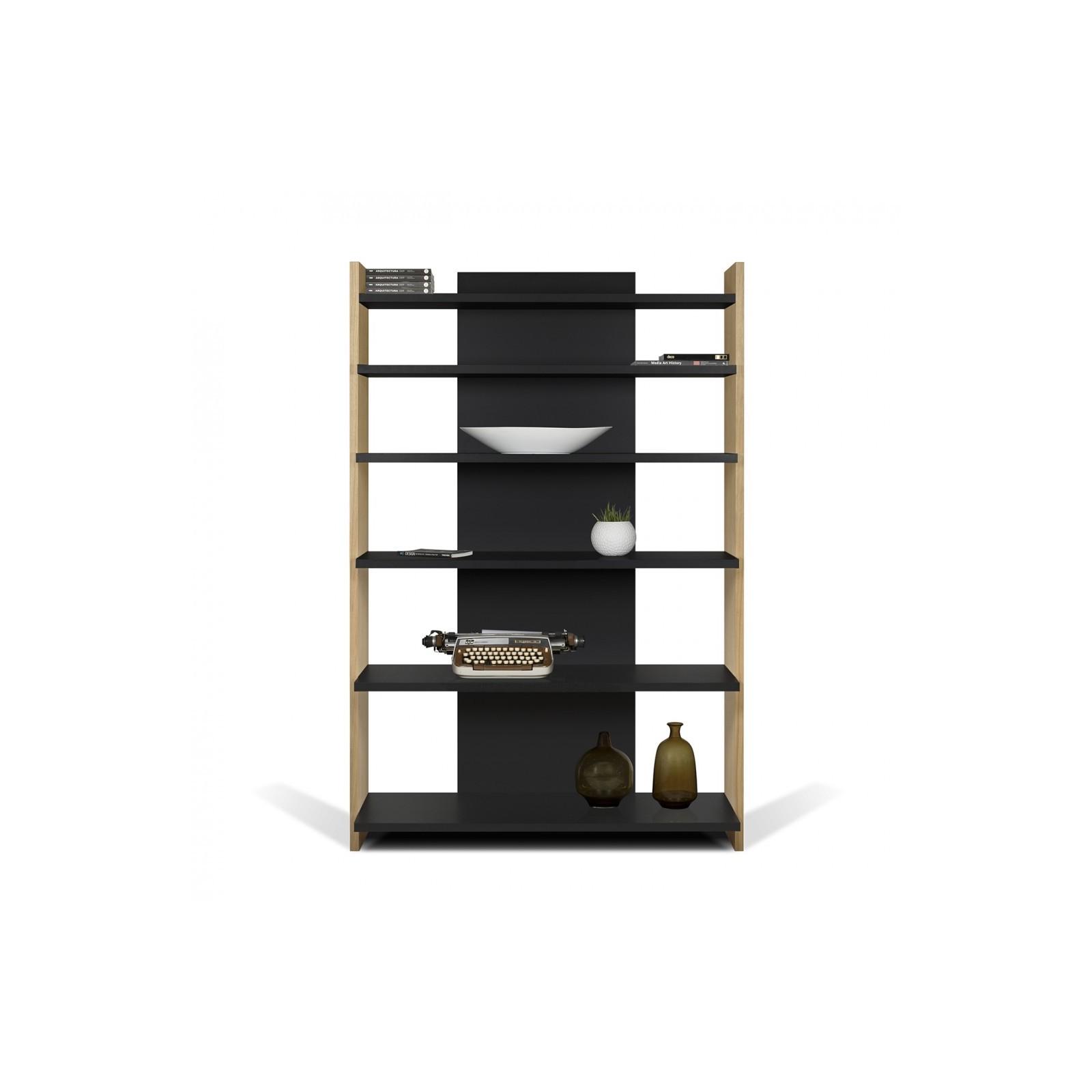 Black Oak Niko Bookcase