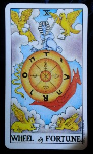 Card of the Week: Wheel of Fortune