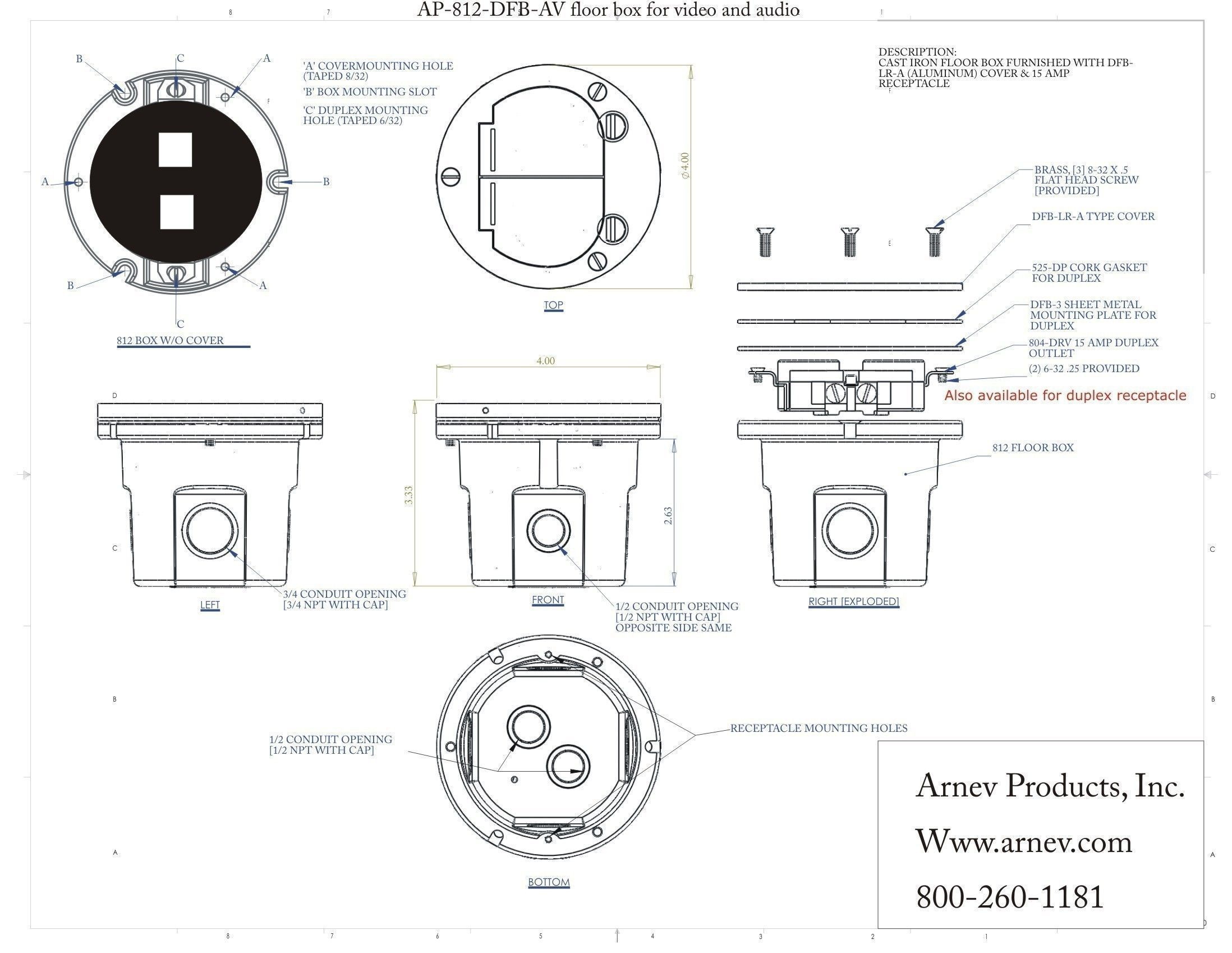 Xlr Plug Diagram