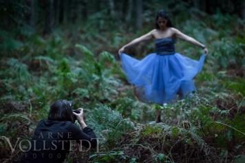 Standfoto vom Filmdreh mit Nele Martensen