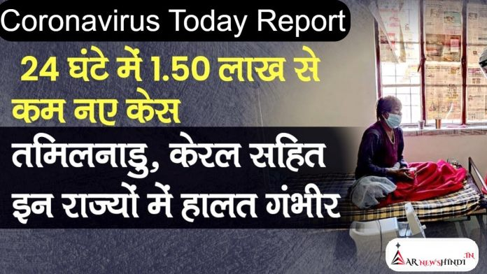 Coronavirus Today Report / Coronavirus Today Report State