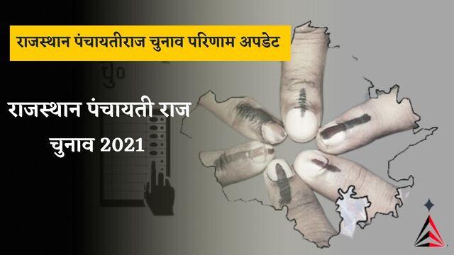 Rajasthan News: राजस्थान पंचायतीराज चुनाव परिणाम अपडेट