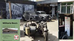 Miltaria beurs Arnhems Oorlogsmuseum