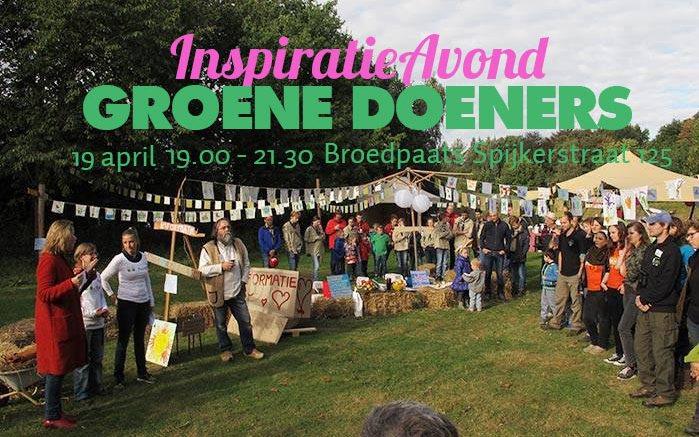 inspiratieavond-voor Groene Doeners
