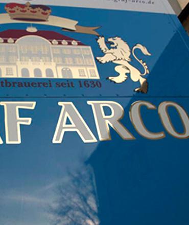 Graf Arco Fuhrparkgestaltung