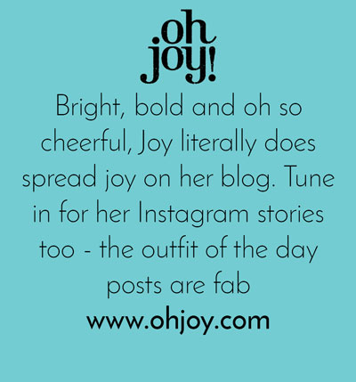 Oh Joy Inspirational website - Arnold & Bird