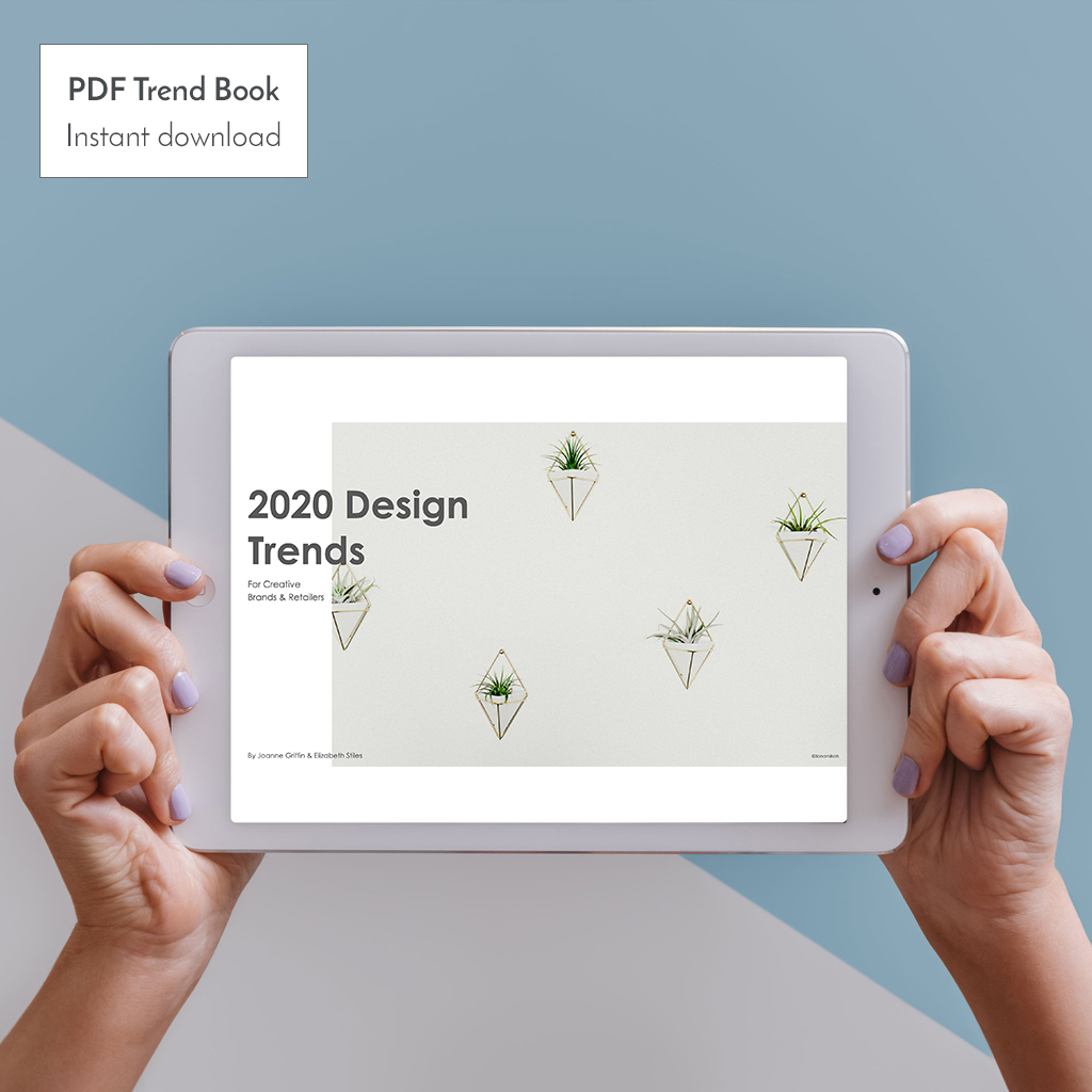 2020 Trend Guide For Creative Brands & Retailers – Instant PDF Download &  Recording