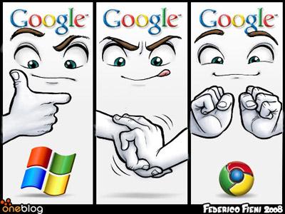 Windows w Chrome