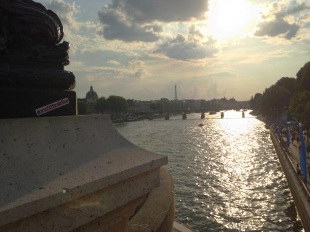 Seine - pont neuf