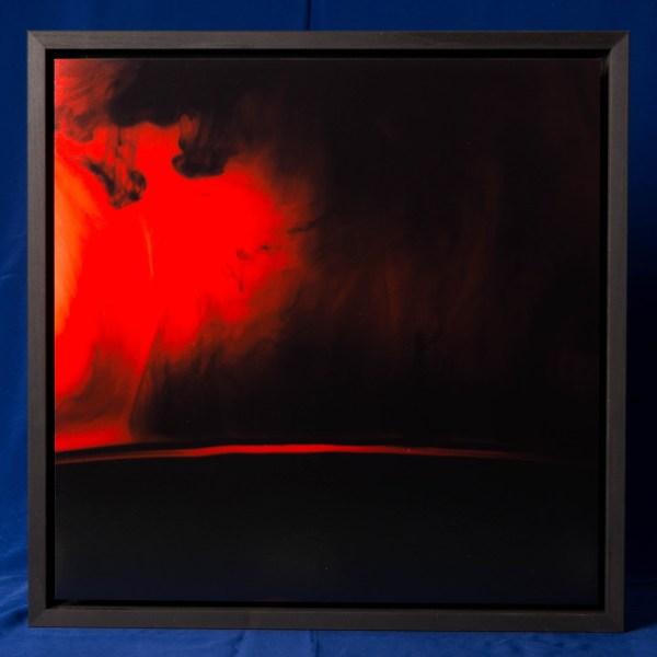 microcosmic visions #1 40x40 cm ca.