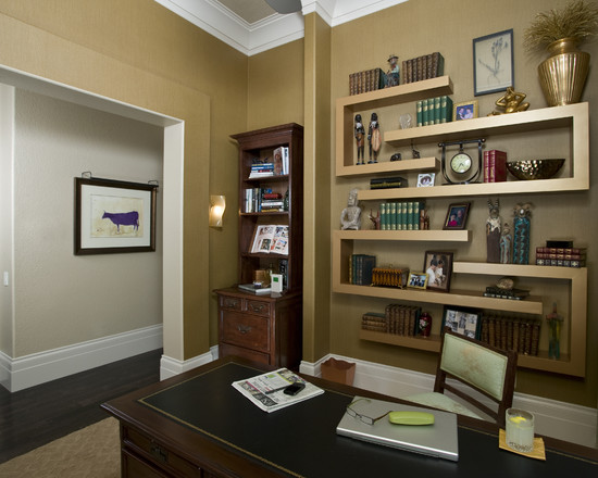 An Inspired Office Study In Hollywood Regency Style Robert Naik Photography (San Francisco)