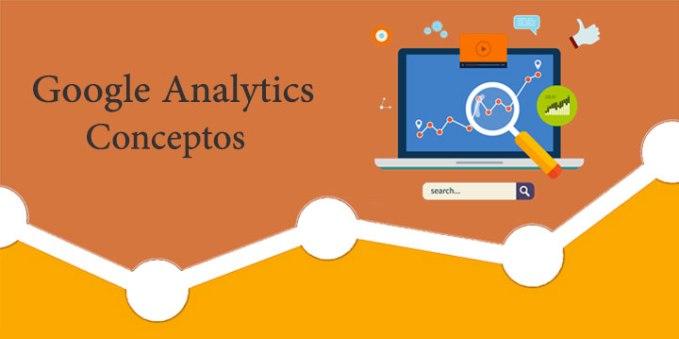 google analytics conceptos