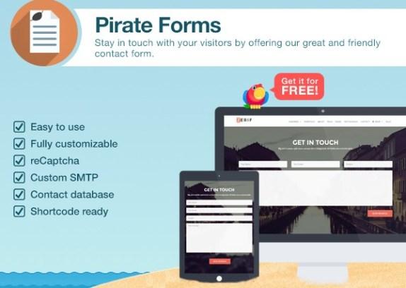 pirate-form-wordpress-plugin