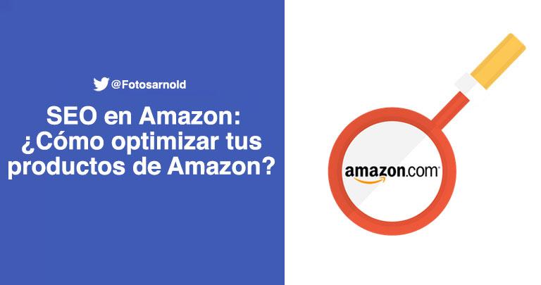 seo amazon optimizar productos