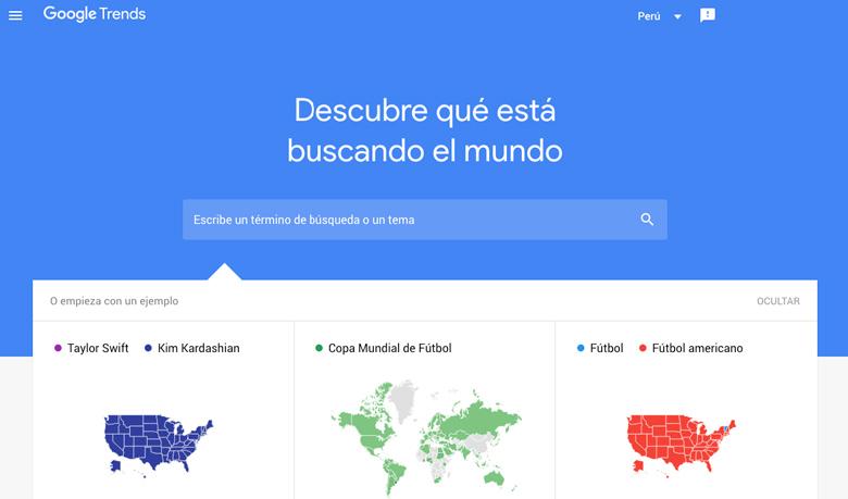 herramientas google trends