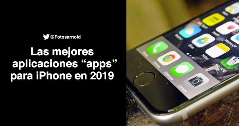 mejores apps para iphone 2019 gratis