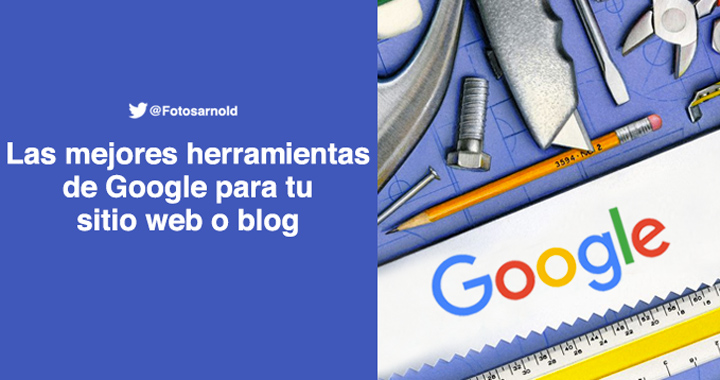 mejores herramientas google web